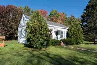South Berwick Single Family Home For Sale: 191 Agamenticus Road