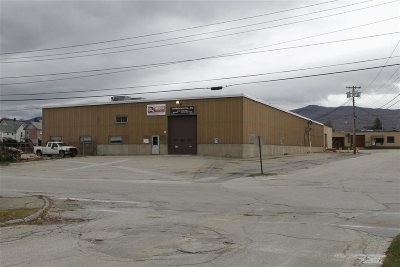 Rutland, Rutland City Commercial For Sale: 117,123,130post 116,118,126 Spruce Streets
