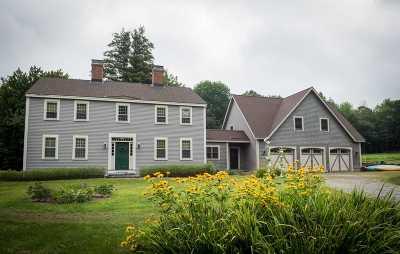 Sanbornton Single Family Home For Sale: 220 Burleigh Hill Road