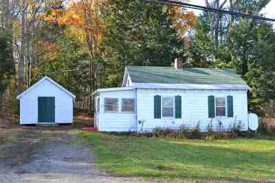 Franklin Single Family Home Active Under Contract: 225 Pleasant Street