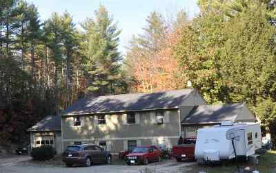 New Boston Multi Family Home For Sale: 603 Lyndeborough Road