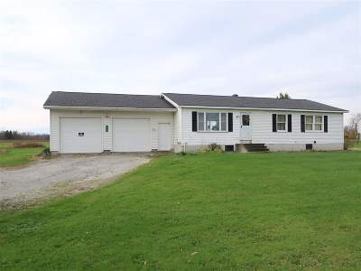 Swanton Single Family Home For Sale: 2147 Sheldon Road