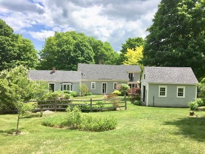 Gilford Single Family Home For Sale: 66 Bickford Road