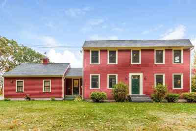 Dunbarton Single Family Home Active Under Contract: 320 Stark Highway South Highway