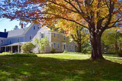 Belknap County Single Family Home For Sale: 411 Pinnacle Hill Road