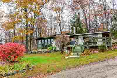 Sanbornton Single Family Home Active Under Contract: 83 #2 Stage Rd. Road #2