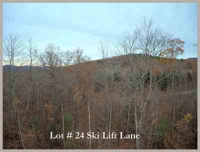 Plymouth Residential Lots & Land For Sale: Lot 24 Ski Lift Lane