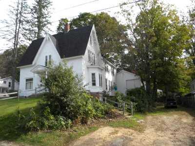 Franklin Rental For Rent: 21 Pleasant Street #3