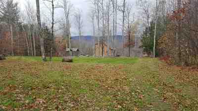 Washington Single Family Home For Sale: 136 E. Shore Drive
