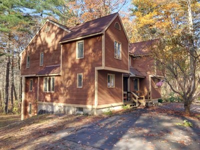 Goffstown Condo/Townhouse Active Under Contract: 36 Lindsey Way #A Unit#1