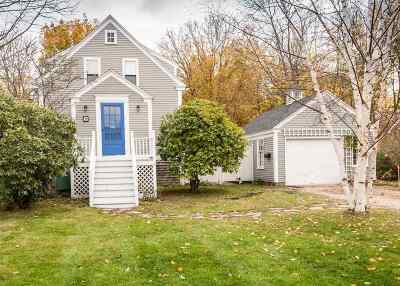 York Single Family Home For Sale: 12 Williams Avenue