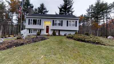 Derry Single Family Home Active Under Contract: 38 Overledge Drive