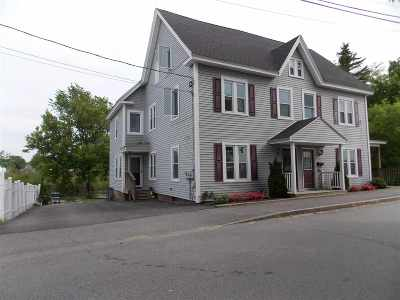 Laconia Single Family Home For Sale: 110 Water Street