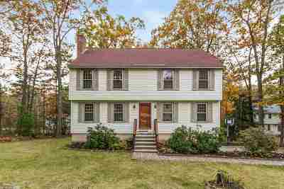 Hudson Single Family Home Active Under Contract: 2 Glen Drive
