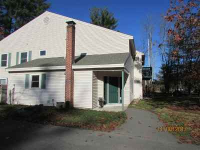 Goffstown Condo/Townhouse Active Under Contract: 5 Washington Street #7