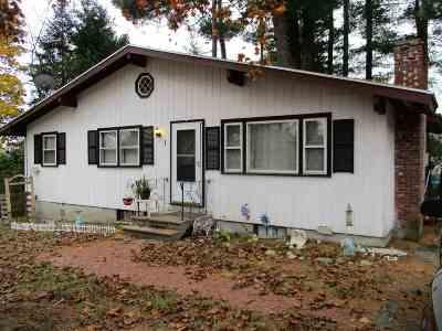 Nashua Single Family Home For Sale: 1 Knowlton Road