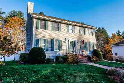 Merrimack Single Family Home For Sale: 33 Level Street