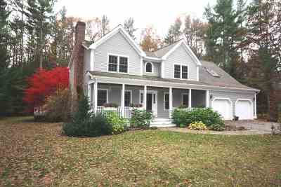 Rollinsford Single Family Home For Sale: 77 River Road