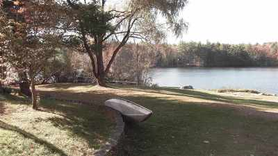 Merrimack Single Family Home For Sale: 439 So. Baboosic Lake Road