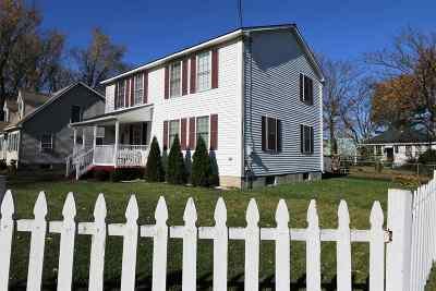 Manchester Single Family Home For Sale: 69 Greenleaf Street