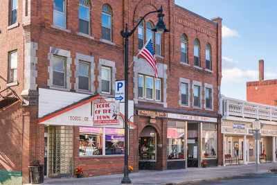 Littleton Commercial For Sale: 25 Main Street