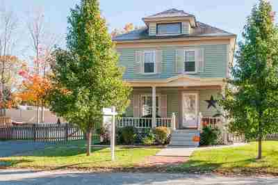 Hudson Single Family Home For Sale: 6 Fulton Street