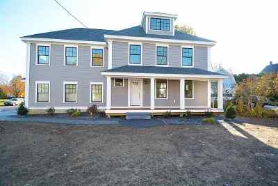Portsmouth Single Family Home For Sale: 170 Middle Road