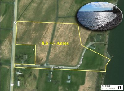 North Hero Residential Lots & Land For Sale: 145 Four Winds Lane