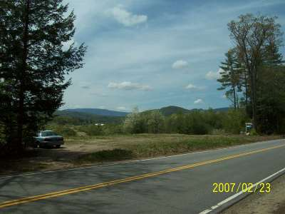 Thornton Residential Lots & Land For Sale: Nh Rt 175 Route