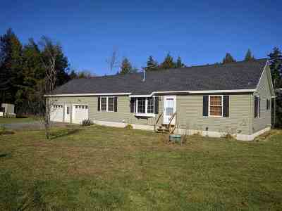 Morristown Single Family Home Active Under Contract: 184 Needles Eye Road