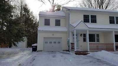 South Burlington Condo/Townhouse For Sale: 115 Oakwood Drive