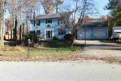 Franklin Single Family Home For Sale: 53 Liberty Avenue