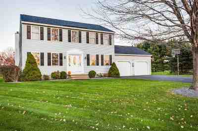 Litchfield NH Single Family Home Sold: $420,000
