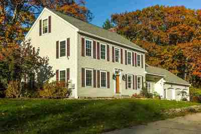 Strafford County Single Family Home Active Under Contract: 35 Town Hall Road