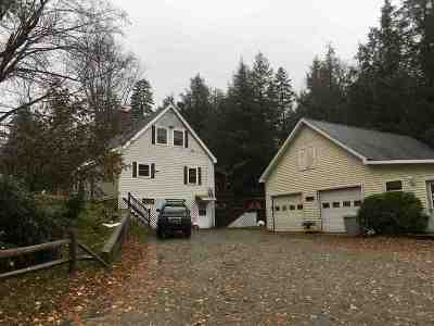 Whiting Single Family Home For Sale: 1392 Vt Route 8a