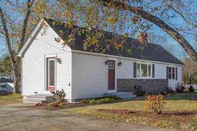 Manchester Single Family Home For Sale: 26 Champlain Street