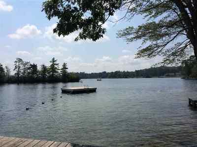 Tilton Single Family Home For Sale: 885 Laconia Road #32