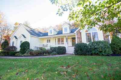 Kingston Single Family Home For Sale: 1 Williams Path