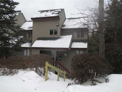 Waterville Valley Rental For Rent: 23 Mountain Brook Way #8