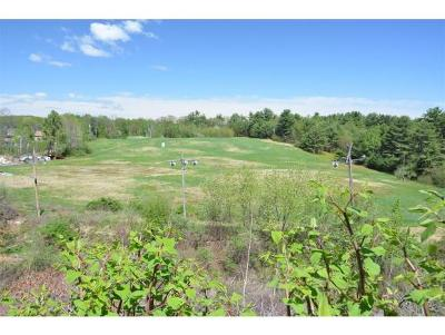 Meredith Residential Lots & Land For Sale: 45 Daniel Webster Highway