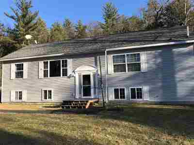 Plymouth Single Family Home For Sale: 113 River Road