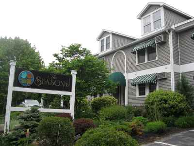 Ogunquit Condo/Townhouse For Sale: 298 Main Street #202