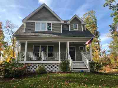 Barrington Single Family Home For Sale: 114 Young Road