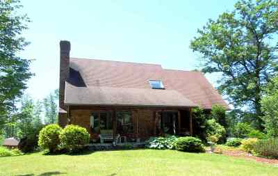 Rutland Town Single Family Home Active Under Contract: 401 West Ridge Terrace