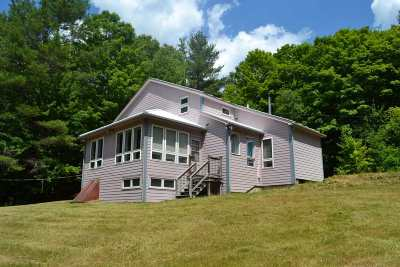 Calais Single Family Home For Sale: 1265 Sand Hill Road