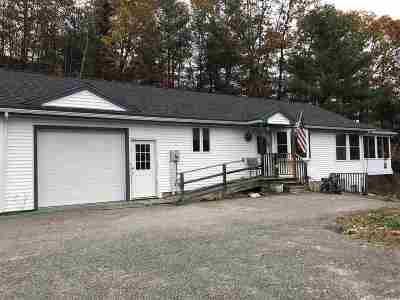 Lee Multi Family Home For Sale: 299 Wadleigh Falls Road