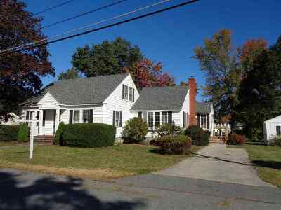 Salem Single Family Home Active Under Contract: 17 Senter Street
