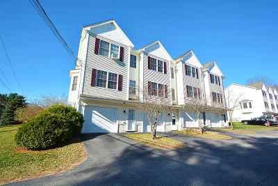 Dover Condo/Townhouse For Sale: 2 Magnolia Drive