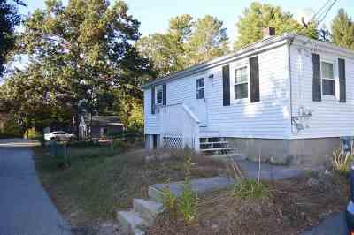 Salem Single Family Home For Sale: 5-7-9 Westerdale Avenue