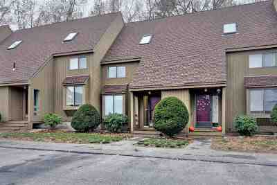 Merrimack Condo/Townhouse For Sale: 4 Templeton Court